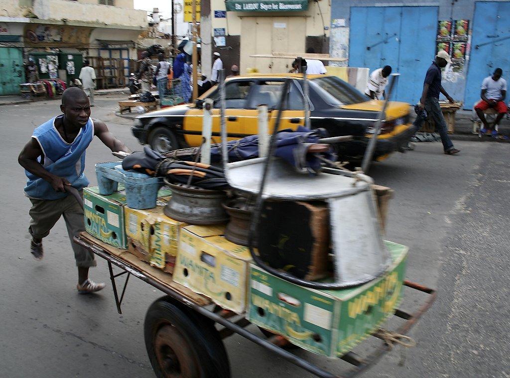 Sénégal 2008